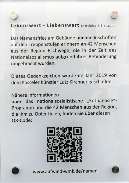 Qr-Code datiert
